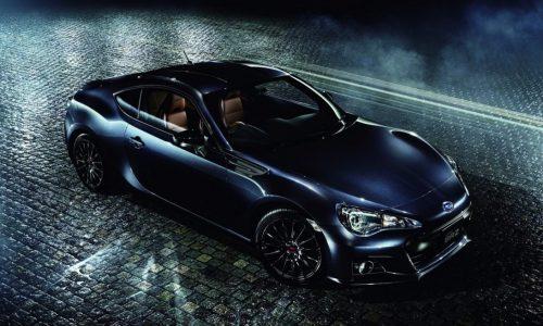 Subaru BRZ Premium Sport Edition for Japan only