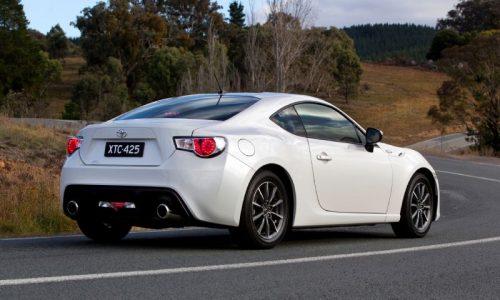 Toyota 86 sedan in the works – rumour