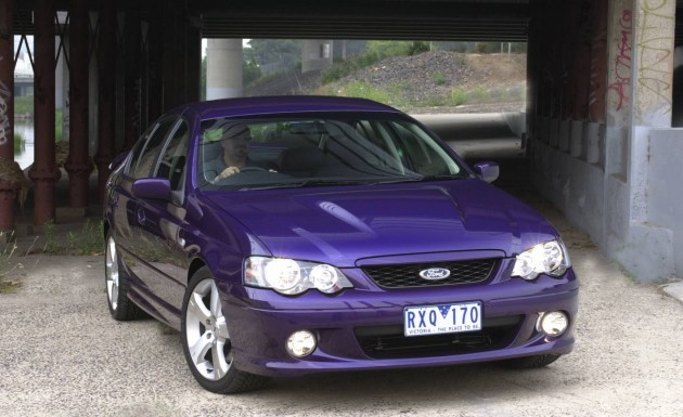 2003 Ford Falcon XR8