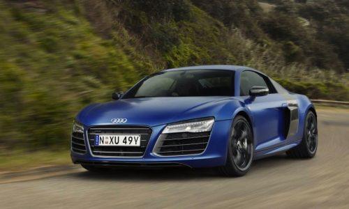 Next-gen Audi R8 to use carbon fibre, saving 50-60kg