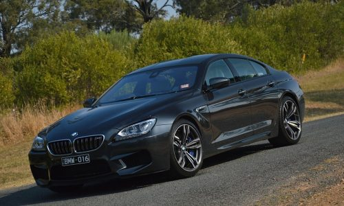 2013 BMW M6 Gran Coupe review (video)
