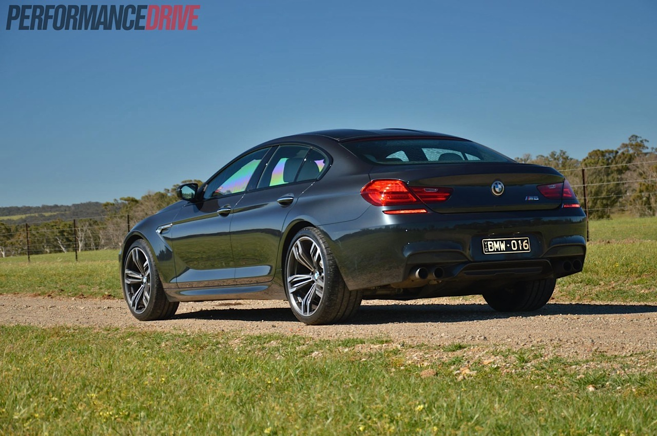 Bmw M6 Gran Coupe >> 2013 BMW M6 Gran Coupe review (video) | PerformanceDrive