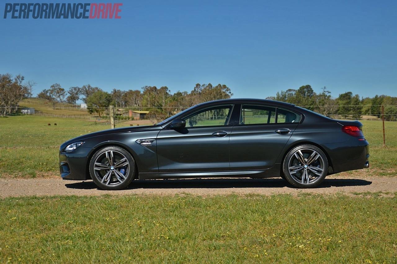 Bmw M6 Gran Coupe >> 2013 BMW M6 Gran Coupe review (video) | PerformanceDrive