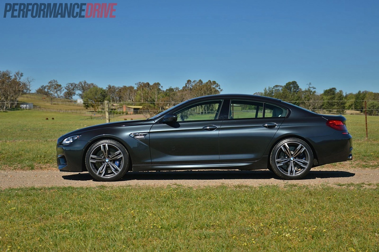 Bmw M8 Price >> 2013 BMW M6 Gran Coupe review (video) | PerformanceDrive