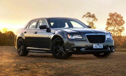 Chrysler 300S on sale in Australia from $47,500