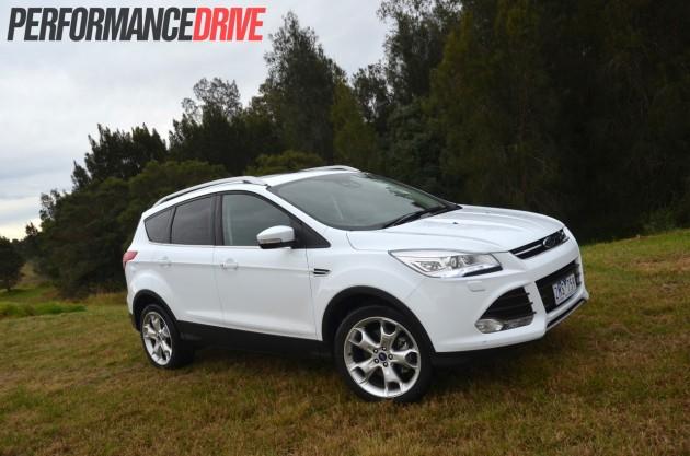2013 Ford Kuga Titanium Australia