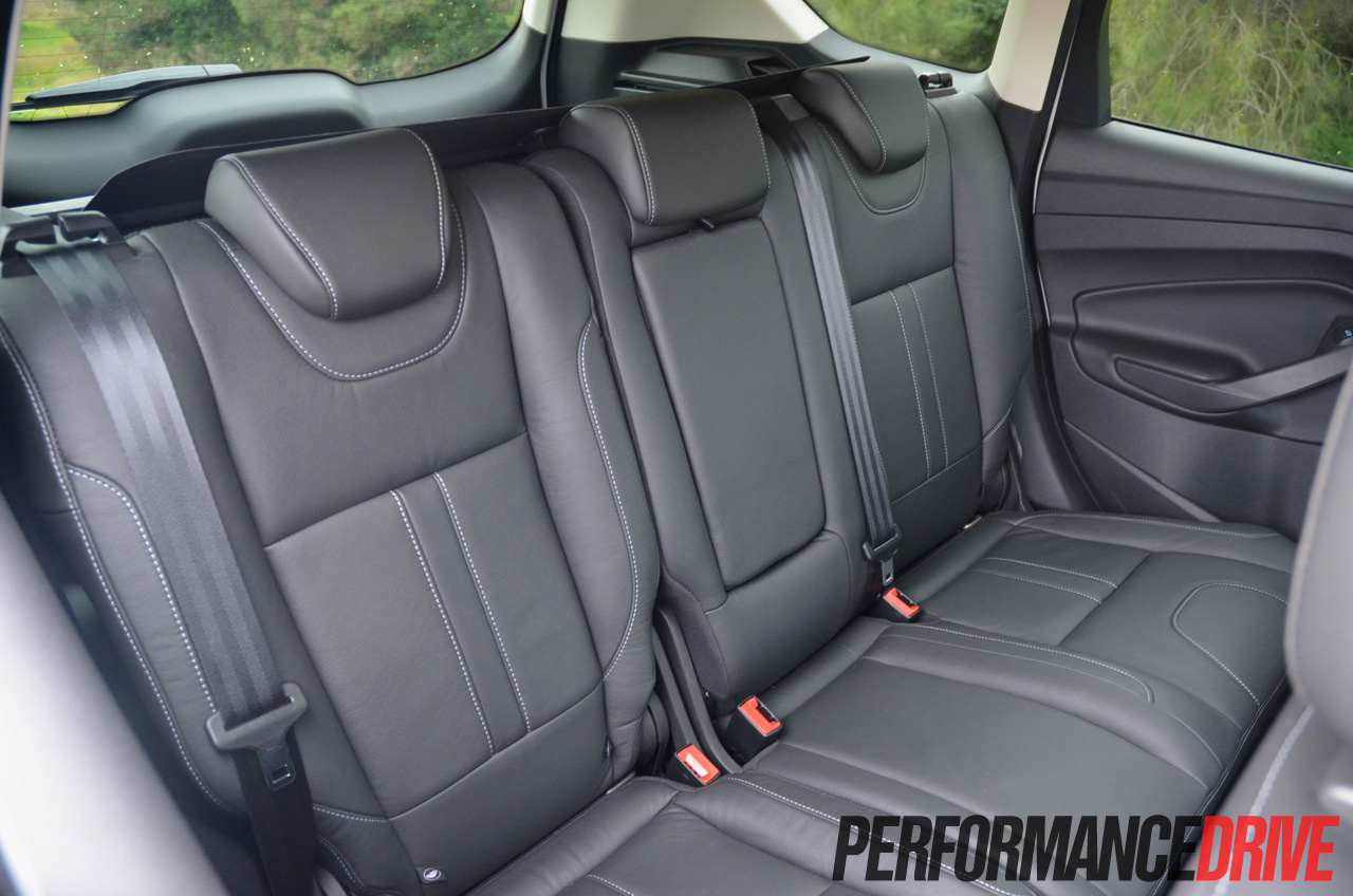 2014 Ford Escape For Sale >> Ford Kuga Titanium TDCi review | PerformanceDrive