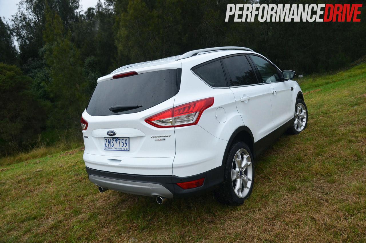 Ford Kuga Titanium TDCi review | PerformanceDrive