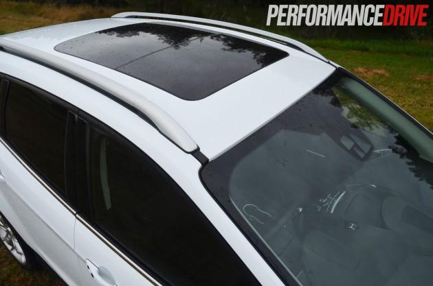 2013 Ford Kuga Titanium sunroof