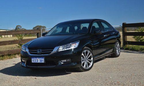 2013 Honda Accord V6L review (video)