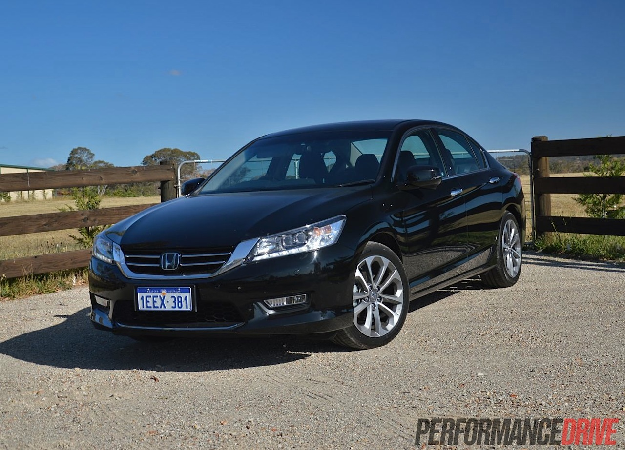2013 Honda Accord V6L Crystal Black
