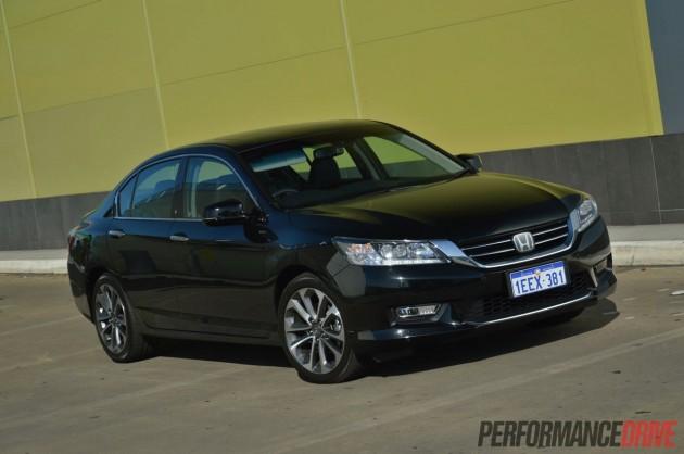2013 Honda Accord V6L-PerformanceDrive