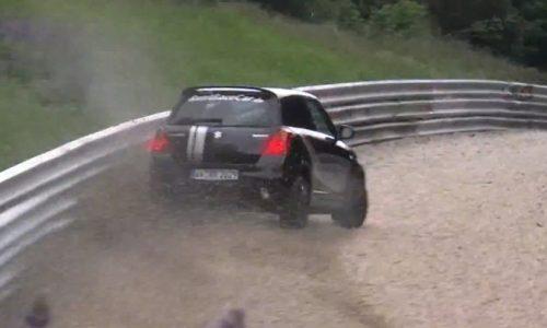Nurburgring crash compilation of 2013