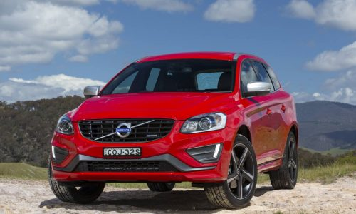 2013 Volvo XC60 now on sale in Australia from $58,990