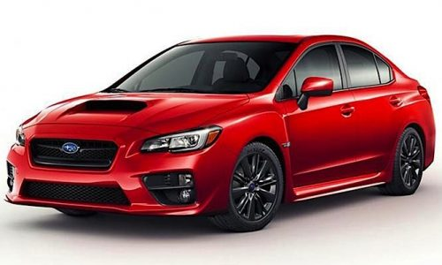 New Subaru WRX revealed in leaked images