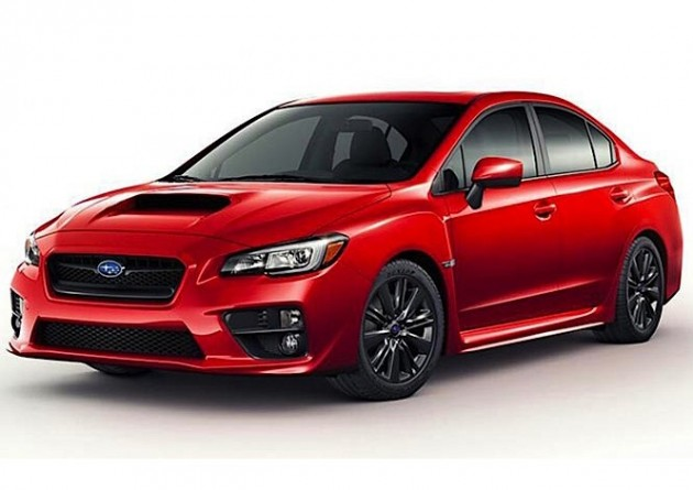 2014-2015 Subaru WRX