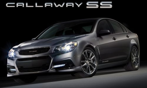 2014 Callaway SS package announced for the US