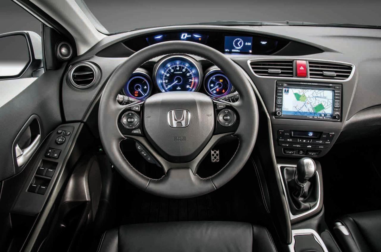 2014 Honda Civic hatch 'Euro spec' revealed | PerformanceDrive
