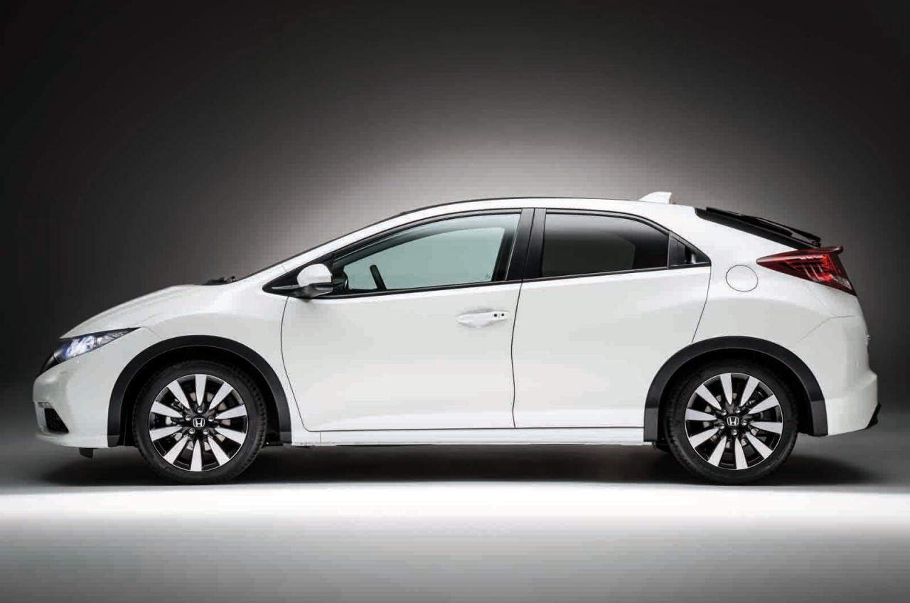 2014 Honda Civic hatch 'Euro spec' revealed   PerformanceDrive