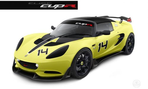 Lotus Elise S Cup R track-only racer revealed