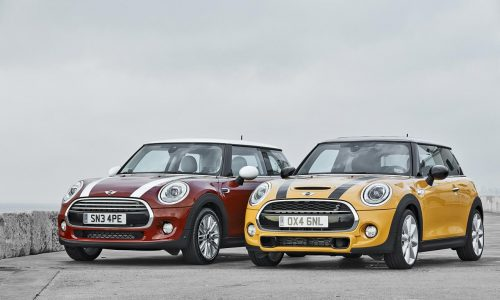 2014 MINI Cooper revealed (UPDATE: Official)