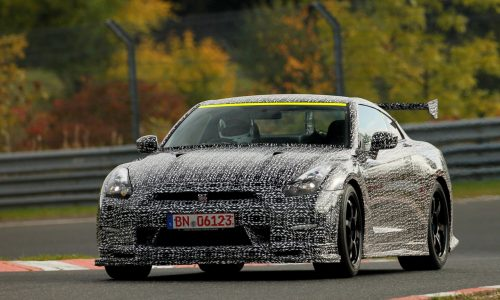 Video: Nissan GT-R Nismo – the development story