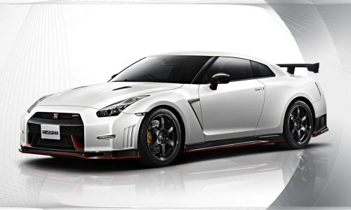2014 Nissan GT-R Nismo officially revealed