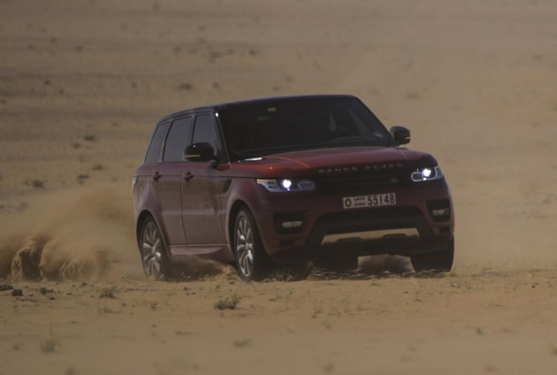 2014 Range Rover Sport-The Empty Quarter-sand