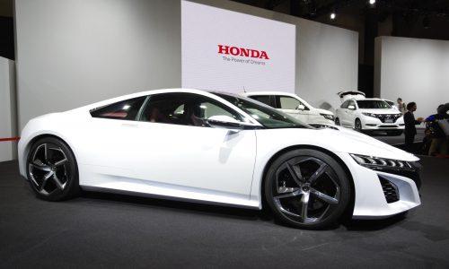 New Honda NSX to feature twin-turbo V6 hybrid