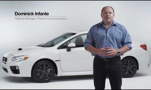 Video: 2015 Subaru WRX overview, 0-100km/h just over 5.0sec