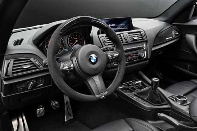 BMW 2 Series M Performance interior