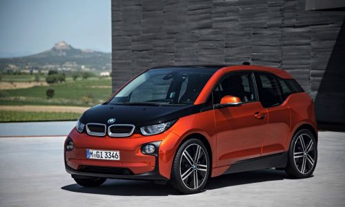 BMW i5 on the way, larger i3 – report