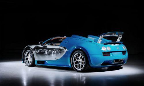 Bugatti reveals next Veyron Legend Edition; Meo Costantini