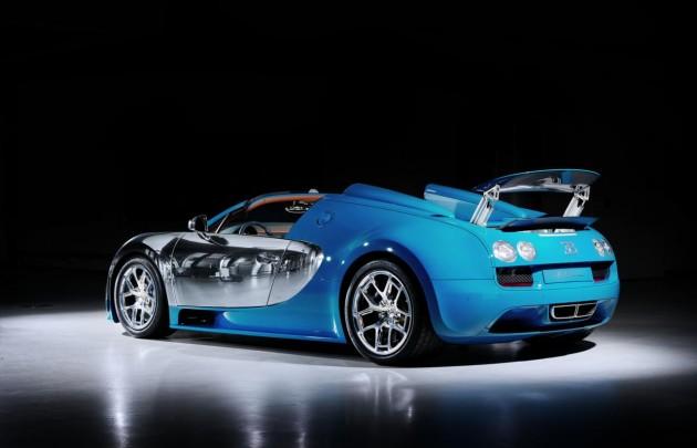 Bugatti Veyron Grand Sport Legend Meo Costantini-rear