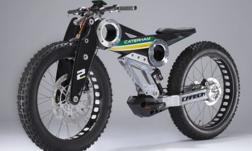 Caterham Group announces new motorcycle division