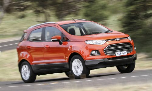 Ford EcoSport on sale in Australia from $20,790