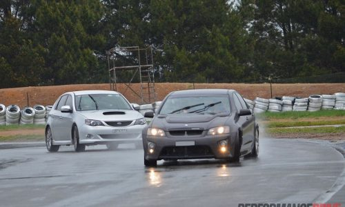 GP EXEC track day at Wakefield Park (video)