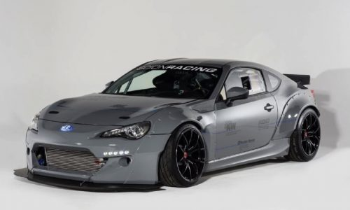 550kW 2JZ Toyota 86 drift concept unveiled at SEMA
