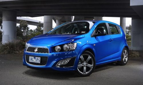 Hotter Holden Barina RS could be on the way