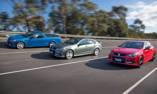 Australian vehicle sales for October 2013 – Commodore gaining
