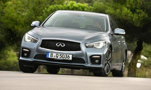 Infiniti Q50 gets Mercedes-Benz '250' 2.0T petrol engine
