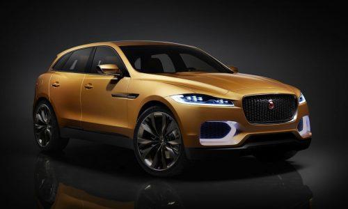 Jaguar C-X17 concept revised for Guangzhou show