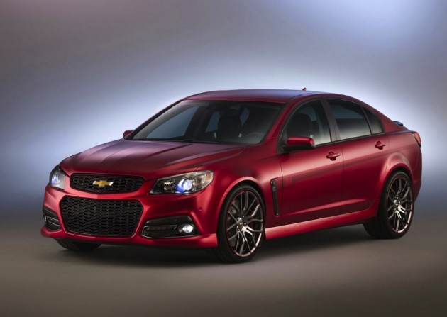 Jeff Gordon Chevrolet SS-2013 SEMA