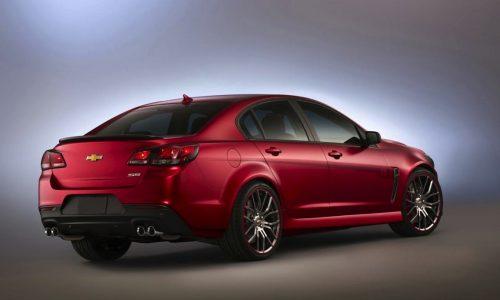 Chevrolet reveals SEMA lineup, including modded SS