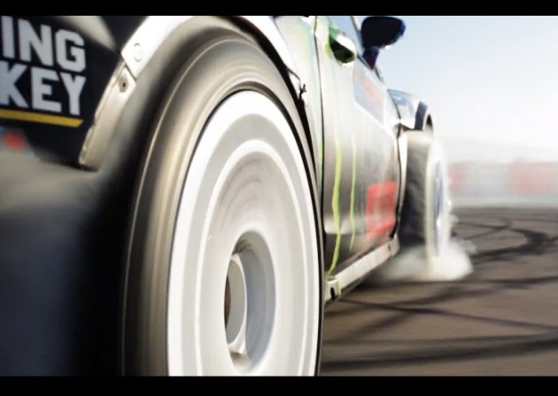 Ken Block Gymkhana SIX preview