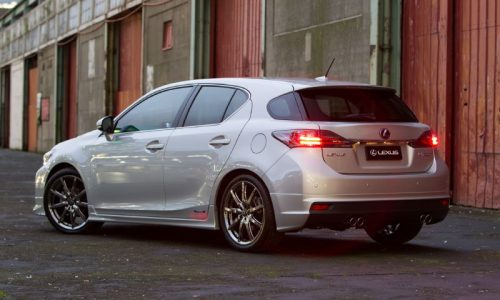 Lexus CT 200h performance variant on the way? – report