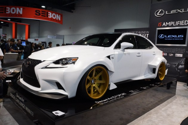 Lexus IS design winner-2-2013 SEMA