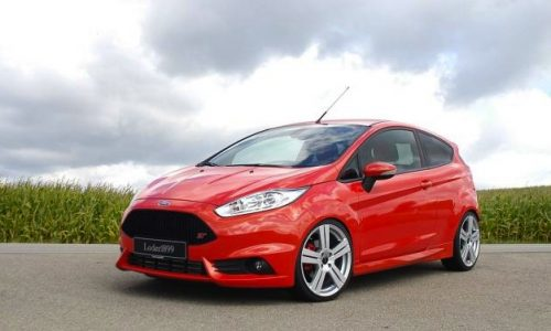 Loder1899 Ford Fiesta ST tuning kit announced