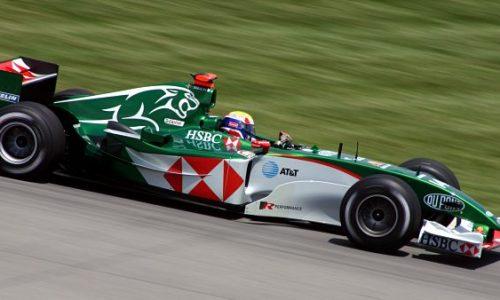 For Sale: Mark Webber's 2004 Jaguar R5 Formula 1 car