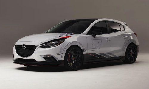 Mazda3 & Mazda6 Club Sport concepts hit SEMA